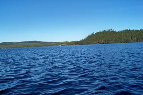 Auberge vue du Lac Crevet
