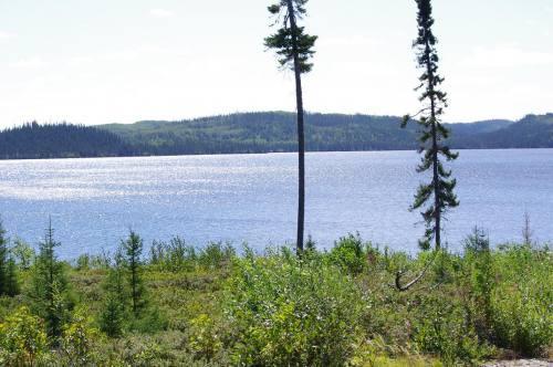Lac CREVET au petit matin