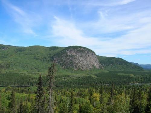 Montagne de la haute Côte-Nord